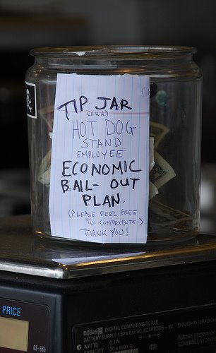 30 Cool Money Tip Jars Designed To Make Money Money Bags Full